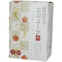 ムソー食品工業 玄心スープ 箱(150g*5袋入)