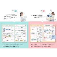 ハッピーダイアリーB6 Pattern/Pink