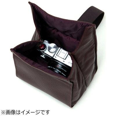 アルティザン&アーティスト レザー・カメラポーチSサイズ カジュアル・シューティング ブラウン ACAM-77BRN
