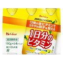 PERFECT VITAMIN 1日分のビタミン グレープフルーツ味 190g×6本
