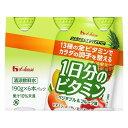 PERFECT VITAMIN 1日分のビタミン ベジタブル&フルーツ味 190g×6本