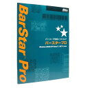 バーコード作成ソフトウェア BarStar Pro V2.0 BPW200JA