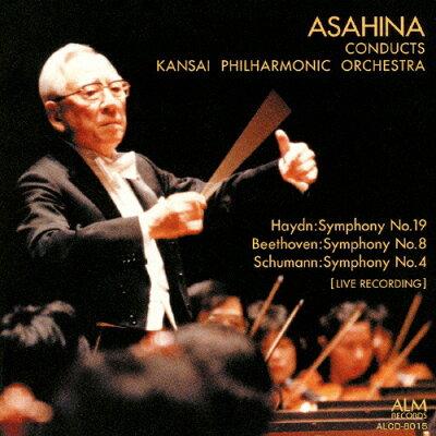 シューマン:交響曲 第4番 ベートーヴェン:交響曲 第8番 他 アルバム ALCD-8015