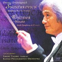 ショスタコーヴィチ:交響曲第5番/大澤壽人:小交響曲 アルバム ALCD-8031