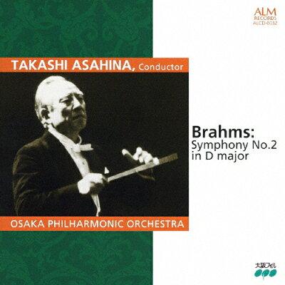 大フィル サンデーコンサート Vol.1 ブラームス:交響曲第2番/CD/ALCD-8032