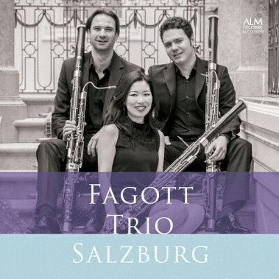 ファゴット・トリオ・ザルツブルク/CD/ALCD-9199