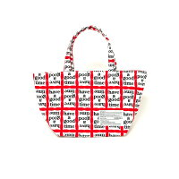 FABRICK(R) HAVE A GOOD TIME - HGT MINI TOTE BAG