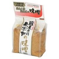 自然の味そのまんま 国産大豆・米の味噌 750g