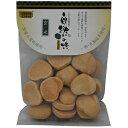 自然の味 国産小麦粉玄米クッキー 80g