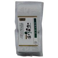 自然の味 お茶羊羹 38g×2