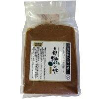 自然の味そのまんま 国産原料の麦味噌 500g