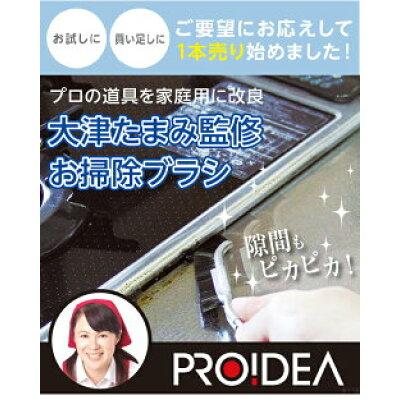 PROIDEA(プロイデア) 大津式 お掃除ブラシ J