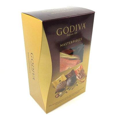 ゴディバ マスターピース シェアパック 45個