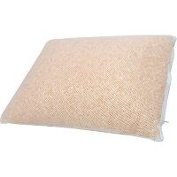 やさしい枕 パイプ 約35*50cm ベージュ(1コ入)