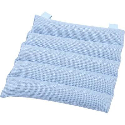 お風呂用枕 ふんわりバスクッション ポコ BL(1コ入)
