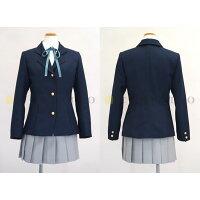 けいおん! 桜が丘高校女子制服 スカート/レディース-XL 再販 コスパ