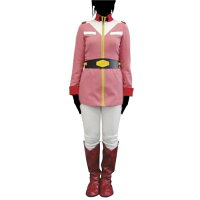 コスパ TRAN TRIP ガンダム 連邦軍女子制服 ピンクVer. サイズ:レディスM