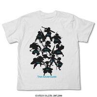 世界樹の迷宮III 星海の来訪者 世界樹の迷宮III Tシャツ WHITE L (キャラクターグッズ)