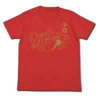 カッコカワイイ宣言! リフォームTシャツ/フレンチレッド-S 再販 コスパ
