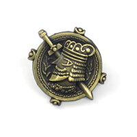 アルスラーン戦記 パルス王国国章ピンズ コスパ