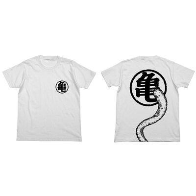ドラゴンボールZ 悟空の尻尾 Tシャツ ホワイト / L グッズ