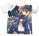 Fate/Grand Order 謎のヒロインX フルグラフィックTシャツ/ホワイト-XL コスパ