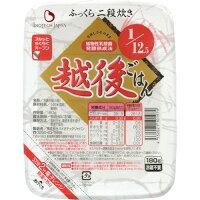 越後 たんぱく質1/12.5 越後ごはん(180g)