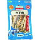 天然素材 氷下魚(45g)