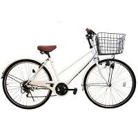 Lupinus (ルピナス) ブランド自転車  26インチ シティサイクル( T字ハンドル ) LP-266TA