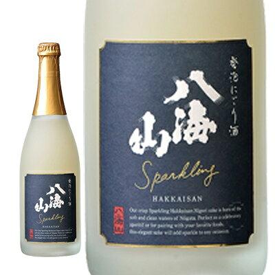 八海山 にごり酒 720ml