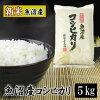 魚沼米穀 魚沼産コシヒカリ一等米 平成23年 05kg