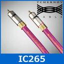 TCHERNOV AUDIO チェルノフオーディオ TAC-Cuprum CLASSIC IC265カプラムクラシックシリーズRCAケーブル(2.65m/2ch)