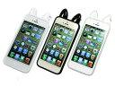 ホーリック iPhone5保護ケース ホワイト HAPN-216WH