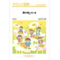 楽譜 SY 97 風は吹いている AKB48 やさしい器楽