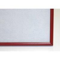 アルミパネル 18.2×25.7cm(1-ボ)レッド