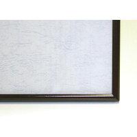 アルミパネル 49×72cm(10-D)ブラウン