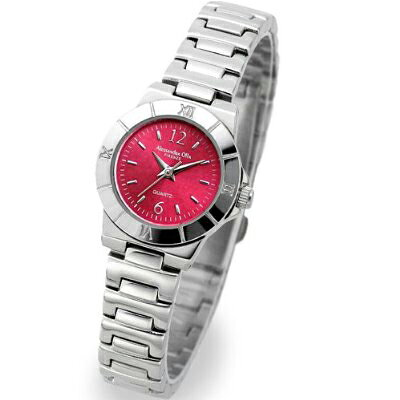 Alessandra Olla (アレサンドラ・オーラ) 腕時計 メタルタイプ AO-915 レディース