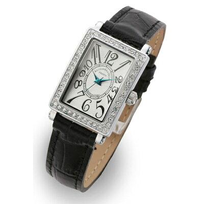アレサンドラオーラ 腕時計 ALESSANDRA OLLA 時計 AO-1500-1 BK
