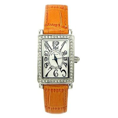 Alessandra Olla (アレサンドラ・オーラ) 腕時計 スワロフスキー AO-1500-1 OR レディース