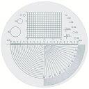 長さ、角度、R測定 交換用スケール S-101/S-20110倍スケールφ35 5055/SCLI-10用