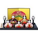 桃の節句 ひな人形 錦彩 華みやび 雛 平飾り 2450