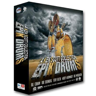 Sonic Reality EpiK DrumS: A Ken Scott Collection (DVD)