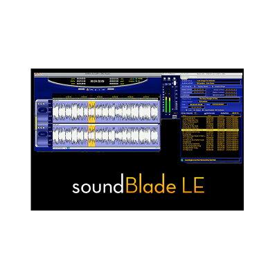 Sonic Studio soundBlade LE (Mac Stand Alone)
