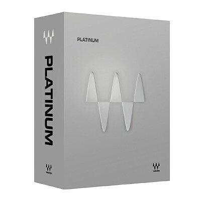 WAVES Platinum バンドル プラグインソフト ウェーブス