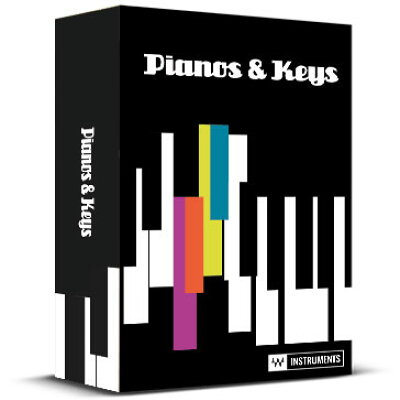 WAVES Pianos and Keys