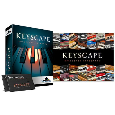 SPECTRASONICS スペクトラソニックス / Keyscape
