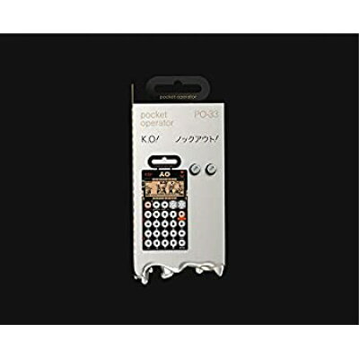Teenage Engineering PO-33 K.O! Pocket Operator