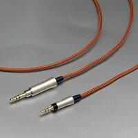 onso/hpcs_01 ヘッドホンケーブル 3.5mmステレオ-2.5mmステレオ 1.2m