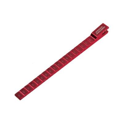 イーグル ライドハイト・ゲージ(2.65.6mm/0.2step)(レッド) #3581-RE
