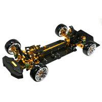 イーグル TT02-FRD ドリフトGRTシャーシキット ゴールド #TT02-FRD-GO